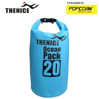 Thenice Ocean Pack Portable&Outdoor Waterproof Dry Bag 20L