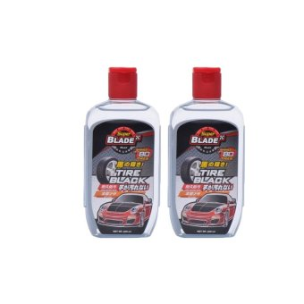 Tire Black 250ml Set of 3 (Multicolor)