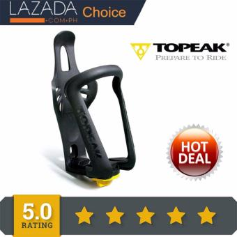 Topeak Bicycle Bottle Holder Adjustable Bike Cage Black CyclingBotte Cages Bicycle Water Holders U0008