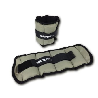 TUNTURI Arm/Leg Weights 1.5Kg Pair (Fitness Accessories)