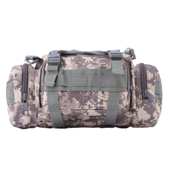 Utility 3P military tactical duffle waist bags tactical mol LEassault backpack multifunction pockets small EDC for camping HikingTrekking Riding - intl