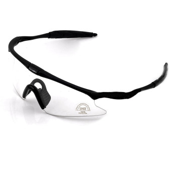 UV400 Protection Motorcycle Cycling Glasses Goggle Clear