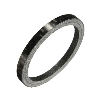 Velishy Carbon Fiber Spacer For Stem Bike Headset Washer