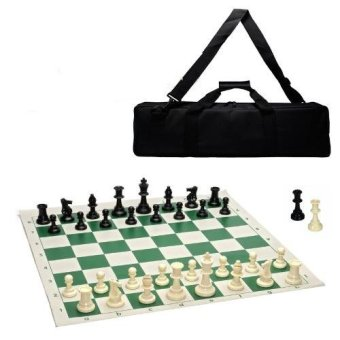 Verza Chess Set with Carrying Case