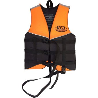 Voyage Life Jacket Vest (Orange)