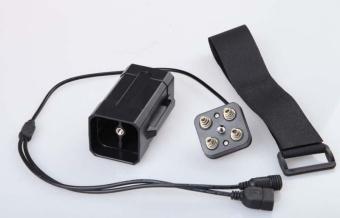Waterproof 4x18650 Battery Storage Case Box Holder For Bike LEDLight - intl - 3
