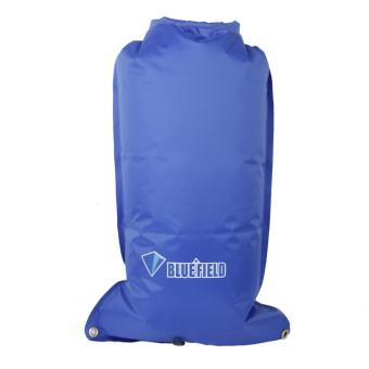 Waterproof Bag Dry Bag Shoulder Strap Backpack for Outdoor Sports L 33L Blue