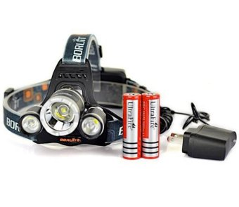 3500 Lumens  Q5 LED 4 Modes Bicycle HeadLamp Bike Light Cycling Headlight ZH