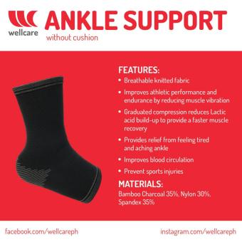 Wellcare Ankle Support (Medium)