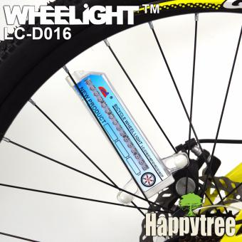 WHEELiGHT Bike Bicycle Tire Wheel 32 LED Flashing Spoke LightLC-D016