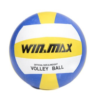 Winmax WMY11290 #5 Rubber Volleyball (Blue/Yellow) Price Philippines