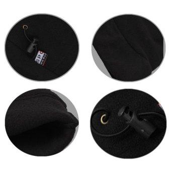 Winter Fleece Warm Hat Motorcycle Windproof Face Mask - intl - 3