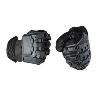 WiseBuy Full Finger Tactical Gloves Military Airsoft Hunting Assault Combat Cycling M - Intl