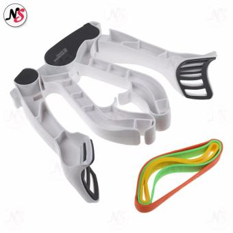 Wonder Arms Good Figure Fitness System Arm Upper Body Workout (White) - 3