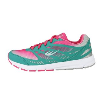 World Balance Endure L (Green-Gray-Pink) - 2