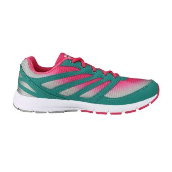 World Balance Endure L (Green-Gray-Pink) - 3