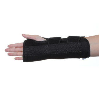 Wrist Brace Support Splint For Carpal Tunnel Arthritis Sports Sprain Strain Pain Left M
