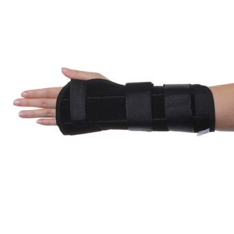 Wrist Brace Support Splint for Carpal Tunnel Arthritis Sports Sprain Strain Pain Right L Audew