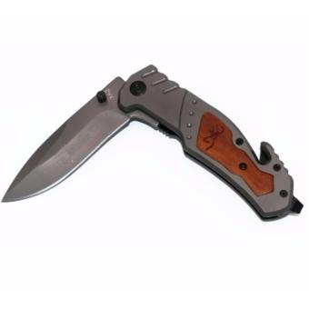 X42 Folding Outdoor Camping Utility Knife #0884