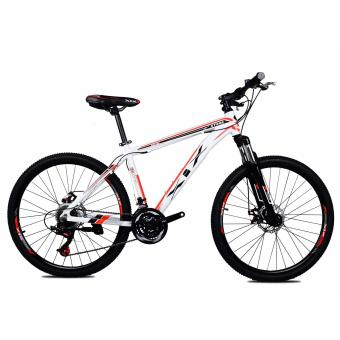 XiX XT-666 26er Alloy Mountain Bike White