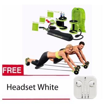 XZY-Revoflex Xtreme (Green) with Free Headset White Price Philippines