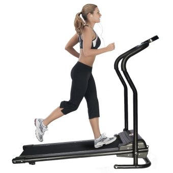 Yalta XP-PM001 Fold-able Motorized Home Treadmill (Black)