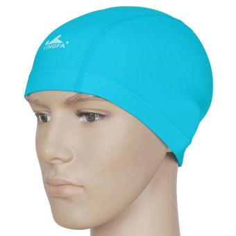 Yingfa comfortable extra-large No. For men and women swimming cap cloth cap