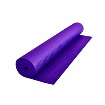 Yoga Mat 3mm Thick (Violet)