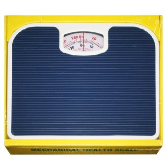 Yoga Mat 68'' x 24'' (Violet) With FREE Mechanical Health Scale (Blue) - picture 2
