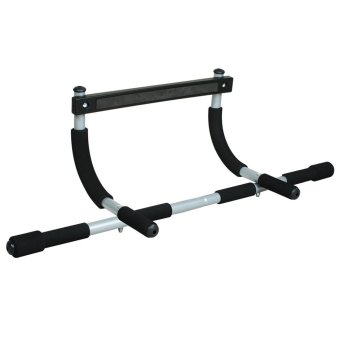 Zover Iron Gym Total Upper Body Work Out Bar (Black)