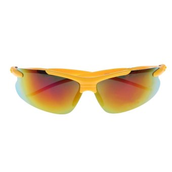 ZUNCLE Fashion Trends UV400 Protection Sunglasses - Yellow + Colorful