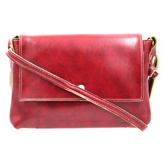 03S Women's High-Toned Sling Bag (Red)