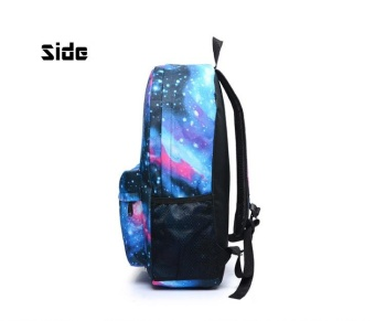 18 inches Kobe Bryant Pattern Luminous Backpack Sports School Bagsfor Teenagers Boys and Girls Starry - intl - 3