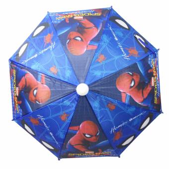 "#1900 Spider Man ""8 Ribs"" Umbrella w/ Whistle And Cap Price Philippines"