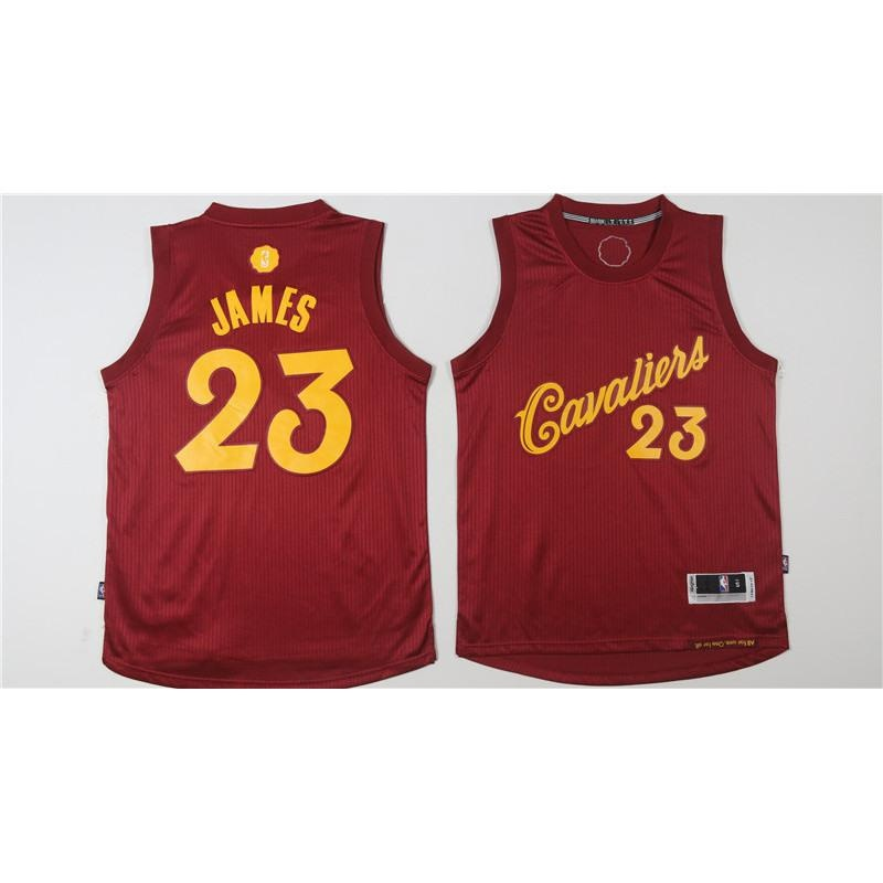 new products e3333 229d1 Philippines | 2016-2017 Christmas Day Cleveland Cavaliers 23 ...