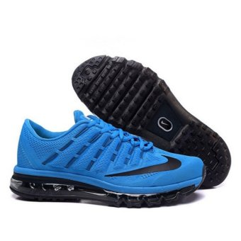 2016 Hot Sale Fashion Air Cushion Running Shoes For Men Max Size 45 Clour 10 - intl