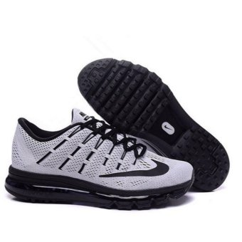 2016 Hot Sale Fashion Air Cushion Running Shoes For Men Max Size 45Clour 09 - intl