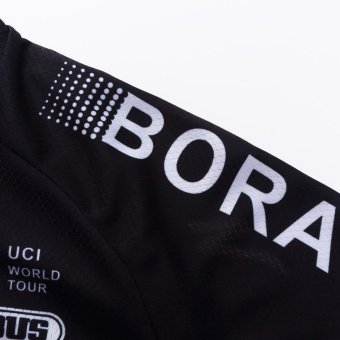 2017 bora new cycling clothing black sportswear breathable clothingqucik dry pro cycling wear X6-02 - intl - 3