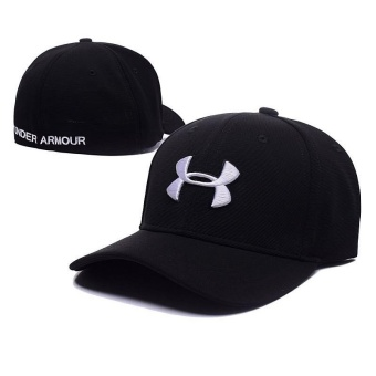 2017 Casual Under_Armou_Snapback Cap Adjustable Sport Hat - intl