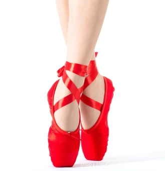 ... Ballet Shoes Ladies Girl Satin Dance Shoes Canvas Hard Soles Nail Source 2017 Hot Child and