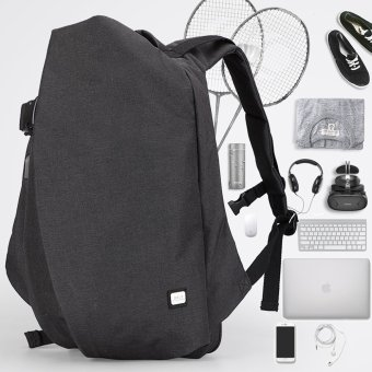 2017 Mark Ryden New Arrival Men 16inch Laptop Backpacks For Teenager Fashion Mochila Leisure Travel backpack School Rucksack - intl