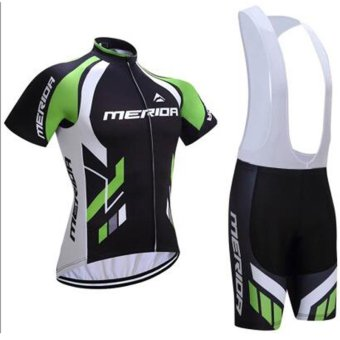 2017 MERIDA team Cycling Jersey Cycling clothing BreathableMountain Bike Clothes / Summer White Quick Dry Bicycle SportswearX7-01 - intl