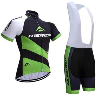2017 MERIDA team Cycling Jersey Cycling clothing BreathableMountain Bike Clothes / Summer White Quick Dry Bicycle SportswearX7-03 - intl