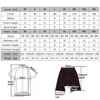 2017 MERIDA team Cycling Jersey Cycling clothing BreathableMountain Bike Clothes / Summer White Quick Dry Bicycle SportswearX7-04 - intl - 3