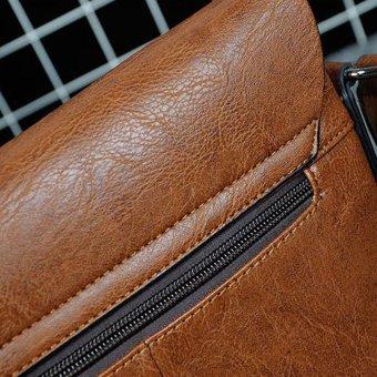 2017 new Jeep men Bag Shoulder Bag Messenger Bag fashion leisurebusiness bag factory outlets - intl - 2