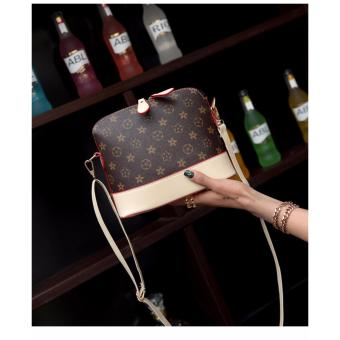 2017 Women Shoulder Bags Fashion Mini Bag Shell Shape Women Small Messenger Crossbody Bag Ladies Zipper HandBags Christmas Gift Birthday Present