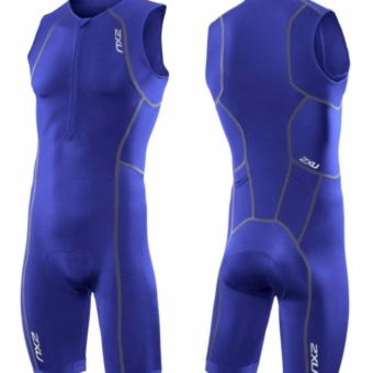 2XU Active Trisuit (Nautic Blue)