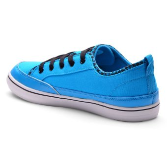 361 Degrees Admiration Vulcanized Lifestyle Shoes (Blue/Black) - picture 2