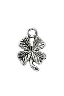 8YEARS B01309 Metal Pendant (Silver) Set Of 100