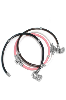 8YEARS B06208 Bracelets without Charms Set of 4 (Assorted)